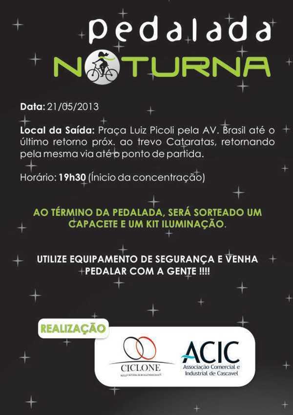 pedalada noturna site